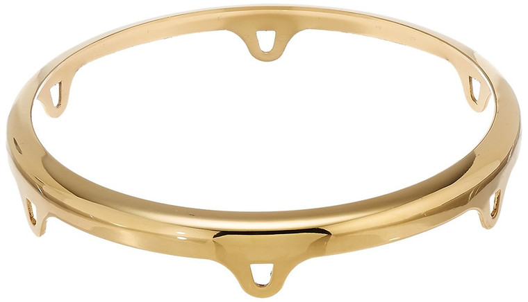 """Toca Limited Edition Series EasyPlay Conga Hoop 11"""" - Gold (TP-48021-G)"""
