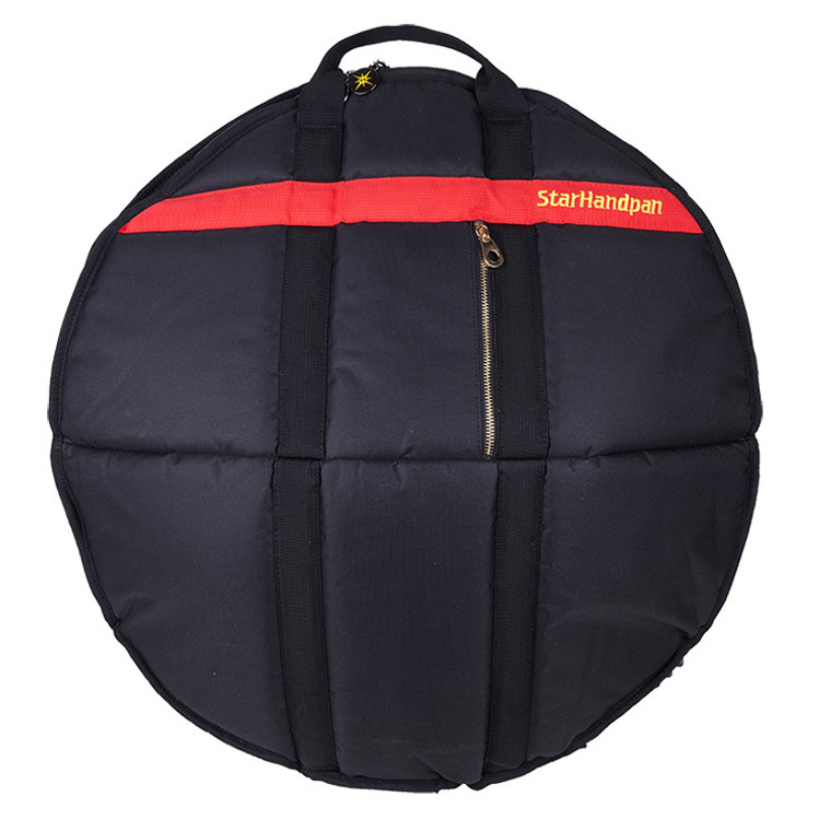 Star Handpan Backpack Bag, Black