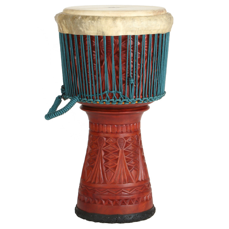 X8 Drums Malibu Master Series Djembe, Large