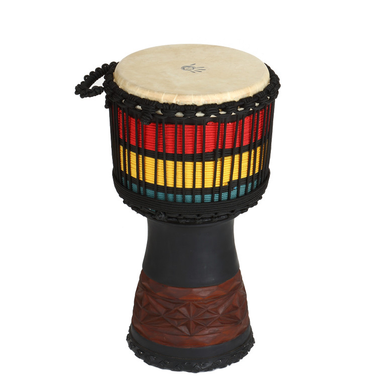 X8 Drums One Love Master Series Djembe, Small