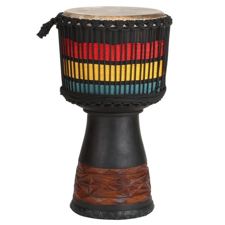 X8 Drums One Love Master Series Djembe, Medium