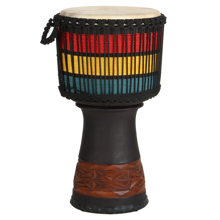 X8 Drums One Love Master Series Djembe, Large