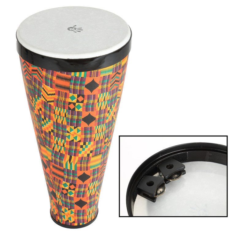 X8 Drums Stacking Hand Drum with Jingle