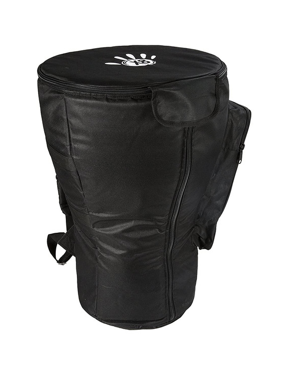 X8 Deluxe Pro Djembe Bag, Hard Top XL (For 12x24 Djembes)