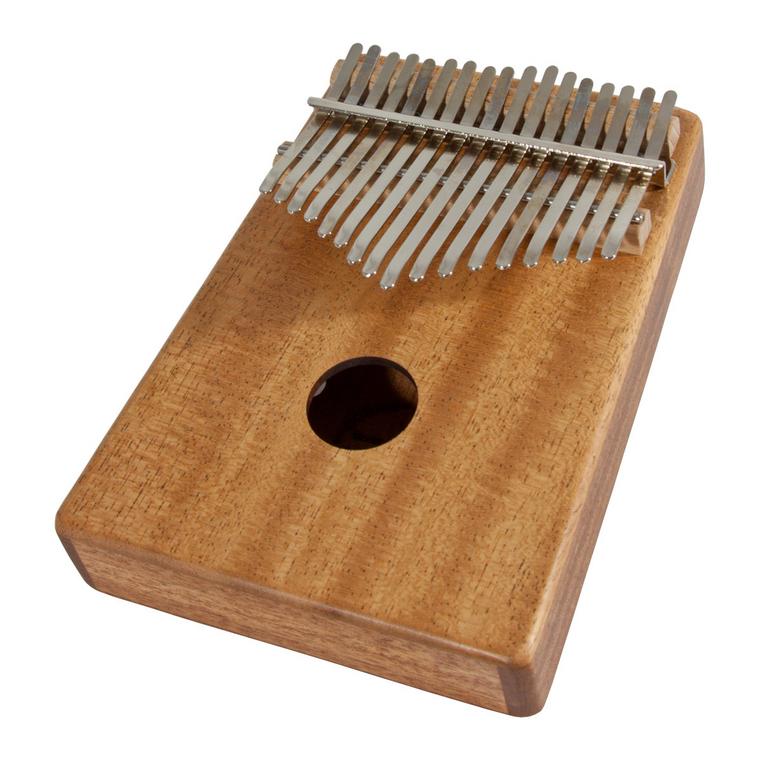 DOBANI 17-Key Kalimba - Mahogany