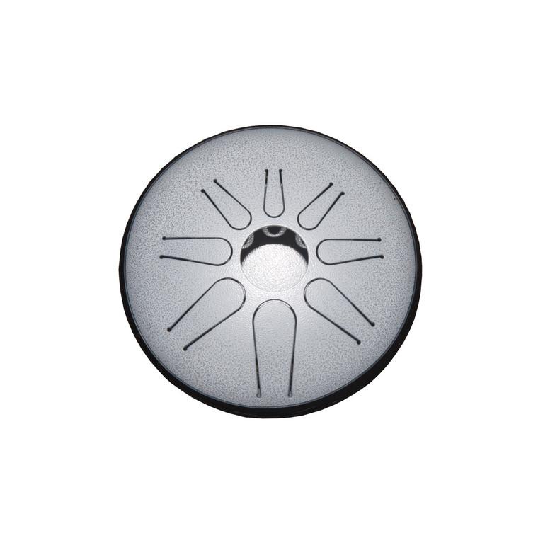 Idiopan Lunabell 8-Inch Tunable Steel Tongue Drum - Hanadama Pearl