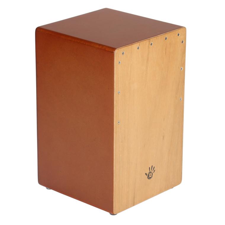 X8 Drums Earthtone Cajon, Amber