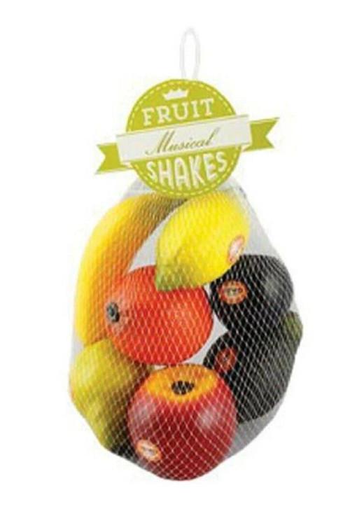 Remo Fruit Shakers - 7 Pcs