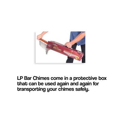 LP Latin Percussion LP626 Chimes Lu Bar