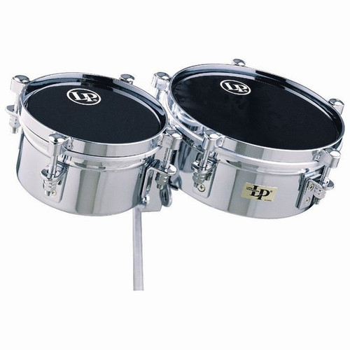 LP Mini Timbale Set With Clamp, On Sale