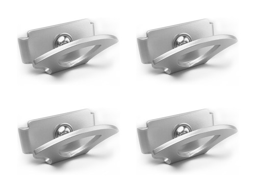 Nissan Utili-track Tie down Hook (4-Pack) fits the Nissan Titan and Nissan Frontier Utili-track.