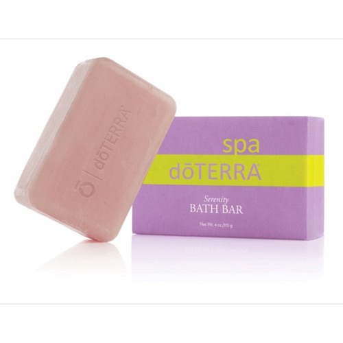 Lavender Peace Bath Bar - Moisturising Bath Bar