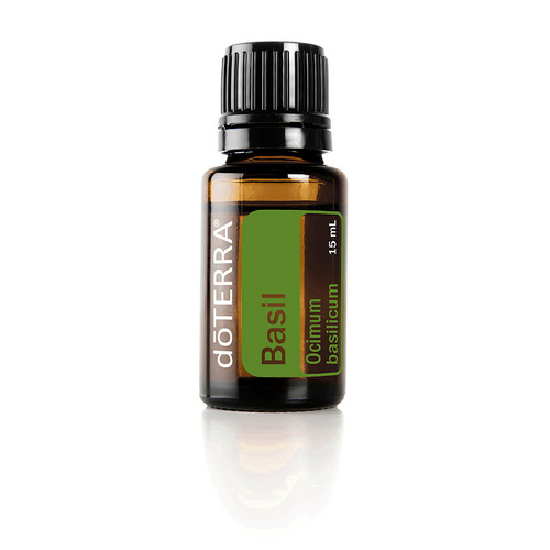 Basil Essential Oil - 15ml