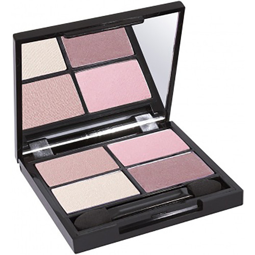Certified Organic Quad Eyeshadow Palette - Summer
