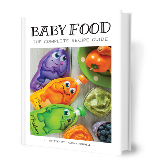 Little Mashies Baby Food: The Complete Recipe Guide