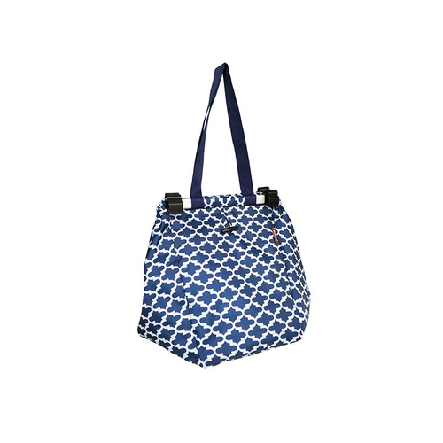 Shopping Trolley Bag - Moroccan Navy