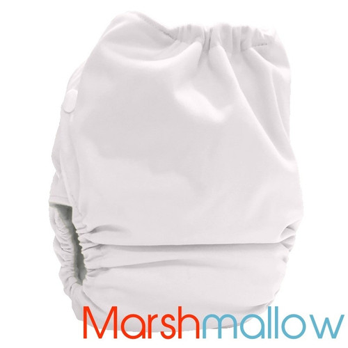Bubblebubs Candies - Marshmellow Minky Candie All in Two Complete Nappy