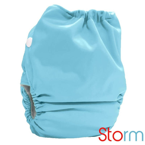 Storm PUL Candie All in Two Complete Nappy