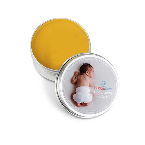 Bubblebubs Hush Essential Oil - Botty Balm - 50ml