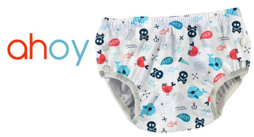 Ahoy Swim Nappy - 12-24 mths