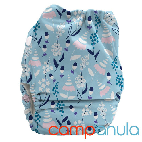 Bluebells Minky Candie All in Two Complete Nappy