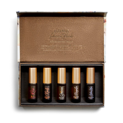 dōTERRA Precious Florals Collection (Limited Edition) - 5 Essential Oil Blends