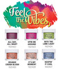 Gelish Xpress Dip Powder Summer 2021 Feel The Vibes Collection - 6 PC