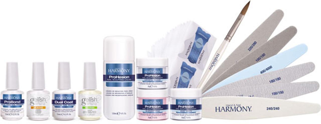 Nail Harmony ProHesion Master Acrylic Kit