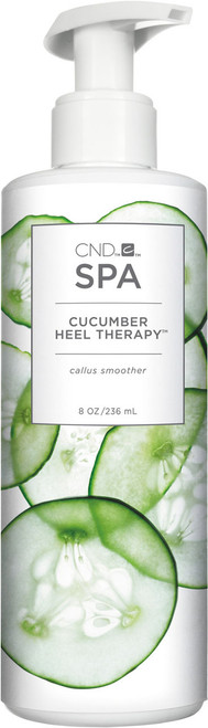 CND Cucumber Heel Therapy Callus Smoother - 8 fl oz (236 mL)