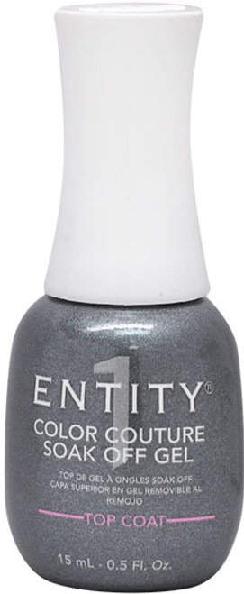 Entity One Color Couture Soak Off LED/UV Top Coat - .5oz