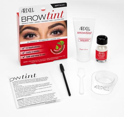 Ardell Brow Tint Soft Black