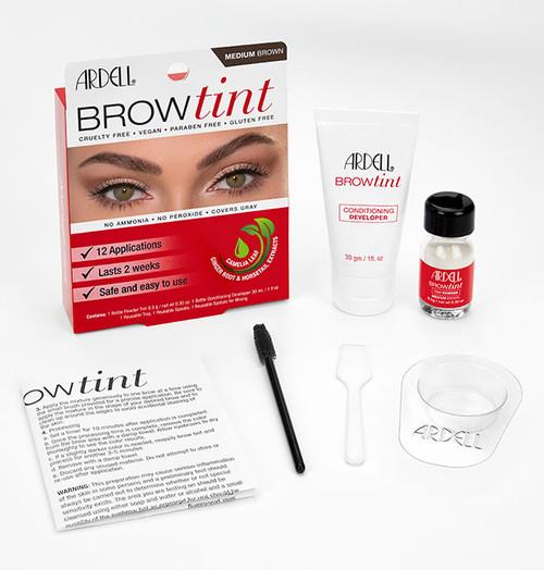Ardell Brow Tint Medium Brown