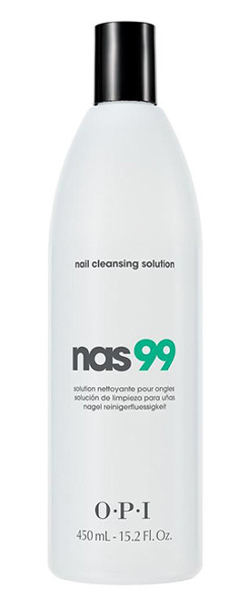 OPI N.A.S. 99 Nail Cleansing Solution - 450 mL / 15.2 oz