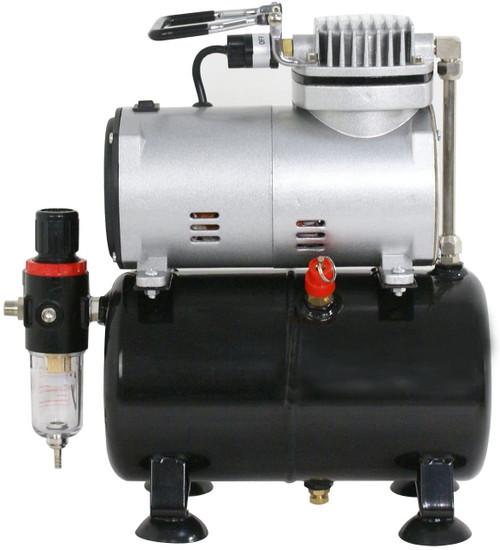 Pro 1/5 HP Airbrush Air Compressor w/ 3L Tank