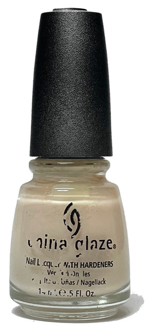 China Glaze Nail Polish Lacquer Undone - .5oz