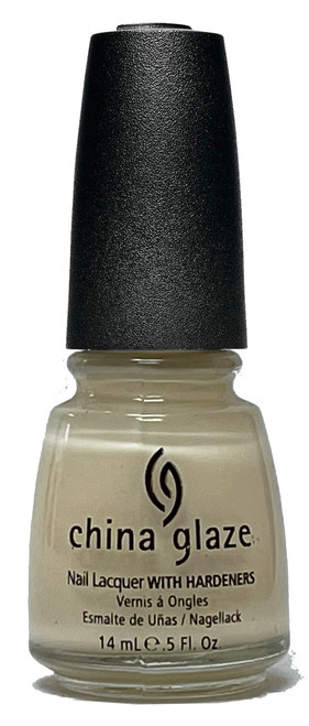 China Glaze Nail Polish Lacquer Trousseau - .5oz