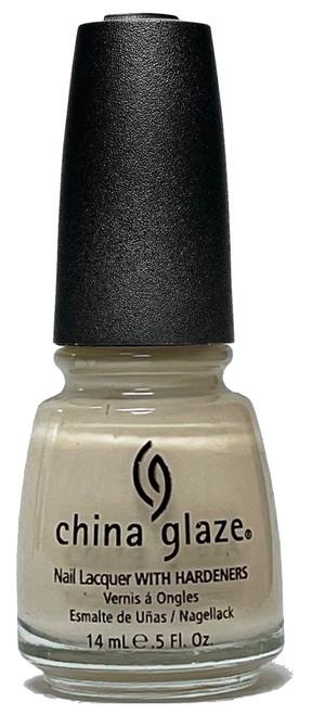 China Glaze Nail Polish Lacquer Glimpse - .5oz