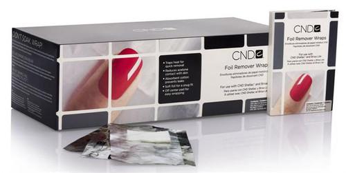 CND Foil Remover Wraps 250 ct