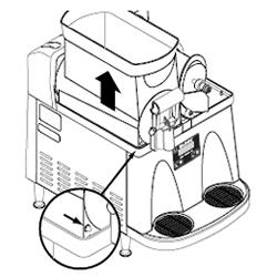 Cleaning a Bunn Ultra-2 step 1