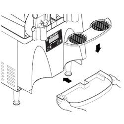 Cleaning a Bunn Ultra-2 step 21