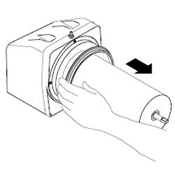 Cleaning a Bunn Ultra-2 step 4