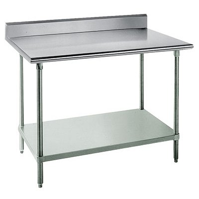 Image of Advance Tabco KAG-243 - 36x24 All-Stainless Work Table