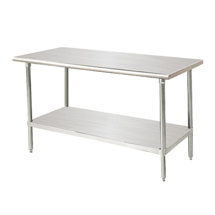 Image of Advance Tabco SAG-240 - 30x24 All-Stainless Work Table