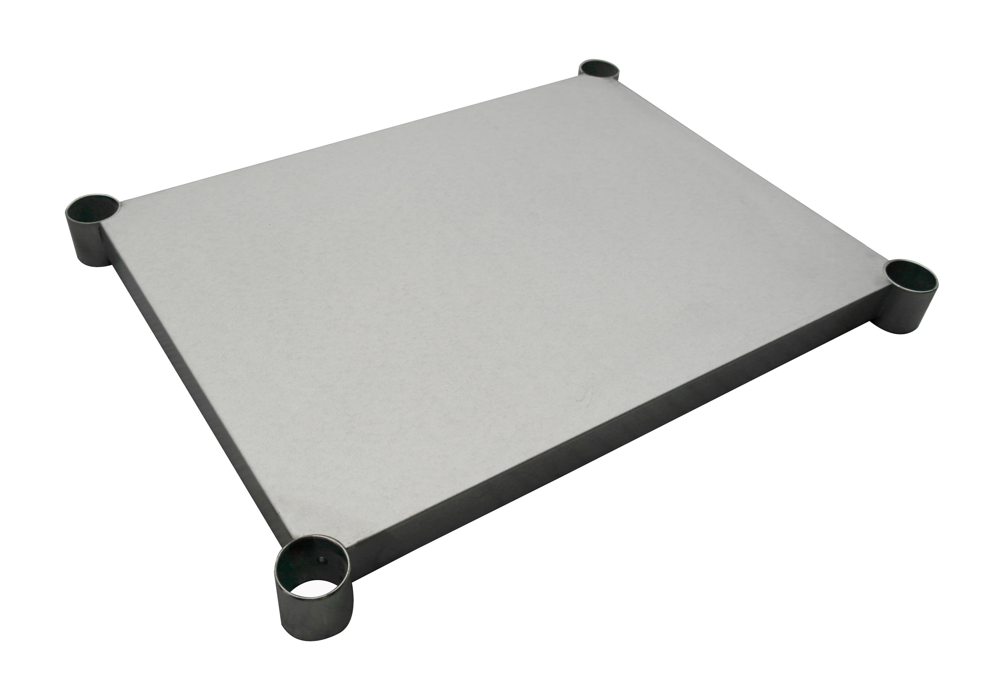 Image of Atlantic Metalworks STT-2430-US - 24x30 Stainless Steel Undershelf