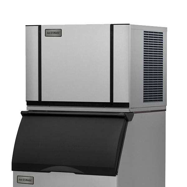 Image of Ice-O-Matic Elevation Series CIM0330HW 310 lbs./day Modular Cube Ice Maker - Water Cooled