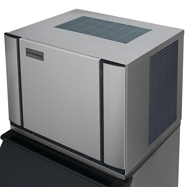 Image of Ice-O-Matic Elevation Series CIM0430FW 445 lbs./day Modular Cube Ice Maker - Water Cooled