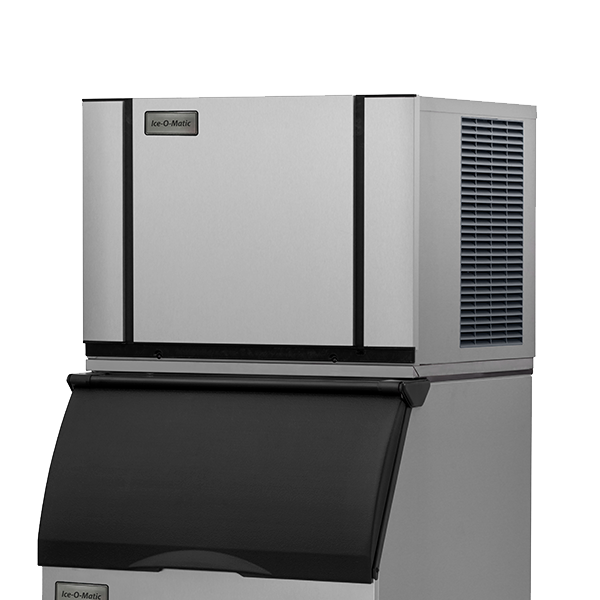 Image of Ice-O-Matic Elevation Series CIM0430HW 460 lbs./day Modular Cube Ice Maker - Water Cooled