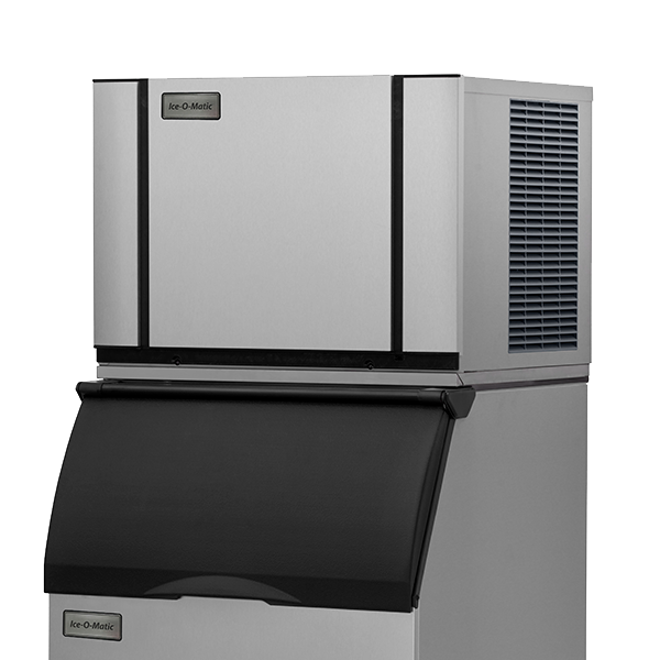 Image of IIce-O-Matic Elevation Series CIM0530HW 530 lbs./day Modular Cube Ice Maker - Water Cooled