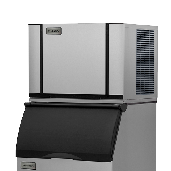 Image of Ice-O-Matic Elevation Series CIM0636FW 600 lbs./day Modular Cube Ice Maker - Water Cooled