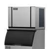 Ice-O-Matic Elevation Series CIM0636HA 600 lbs./day Modular Cube Ice Maker - Air Cooled with bin